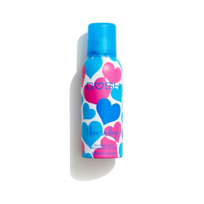 I LOVE SMILING! Deo Spray 150 ml