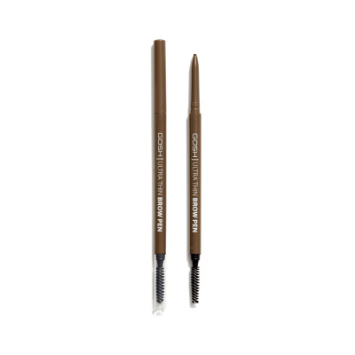 Ultra Thin Brow Pencil - 002 Greybrown