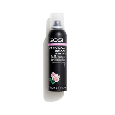 Dry Shampoo Spray - Rose Oil