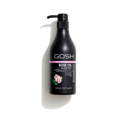 Hair Shampoo 450ml - Rose Oil