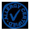 Allergy Certified Logo